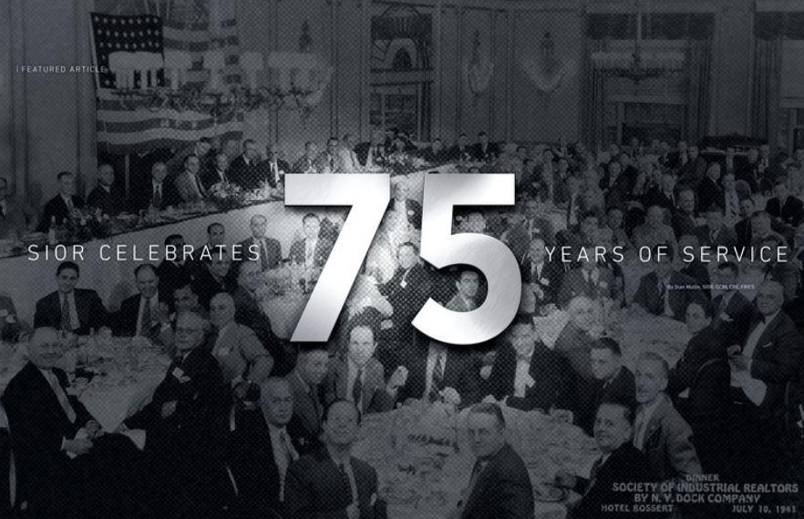 75 Jahre SIOR